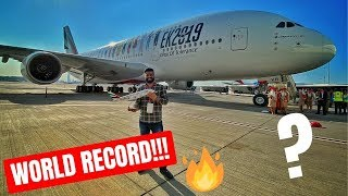 WE MADE A WORLD RECORD🔥🔥🔥