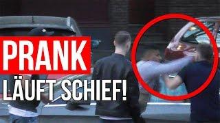 MAJOE PRANK LÄUFT SCHIEF!!! |  FaxxenTV