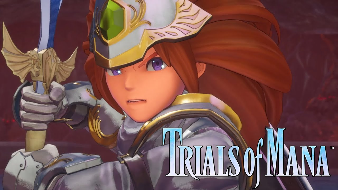 Video TRIALS OF MANA