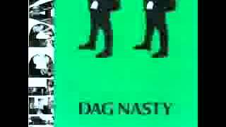 Dag Nasty - trouble is