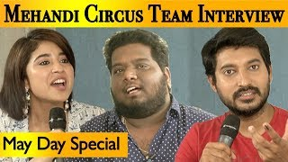 Mehandi Circus Team Interview | May Day Special | Exclusive | Funnett