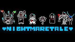 UNDERTALE FAN GAME | Nightmaretale beta