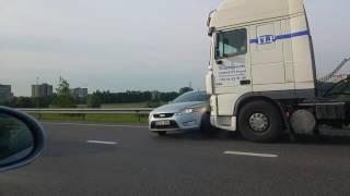 2016-06-20 Autostrados avarija. Kaunas