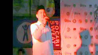 Kata sambutan Bapak H. Victor Yuan / Pembina Laly FC