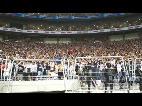 """""""La Adiccion Nivel Cancha  Monterrey 1 Cruz azul 1 Ap2015 Estadio BBVA"""" Barra: La Adicción • Club: Monterrey"""