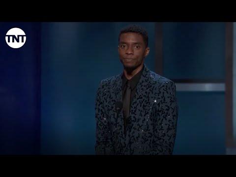 Vidéos - AFI 2019 : Hommage de Chadwick Boseman à Denzel Washington