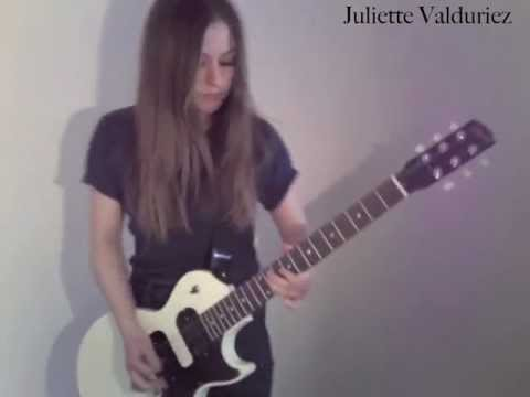 Search And Destroy - The Stooges (cover by Juliette Valduriez)