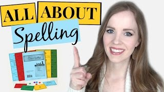 HOW TO TEACH SPELLING TO CHILDREN | ALL ABOUT SPELLING REVIEW | DOES IT WORK & MY THOUGHTS!