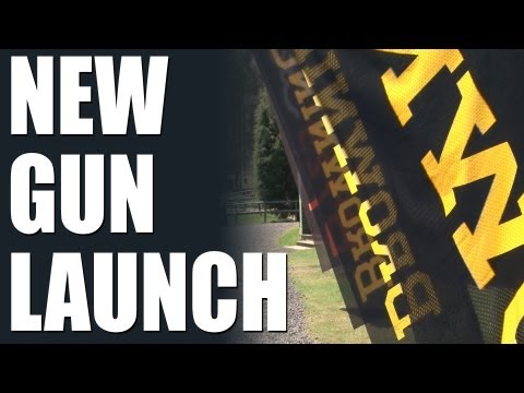 Browning new gun launches 2013