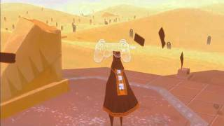 Journey PS3 Gameplay