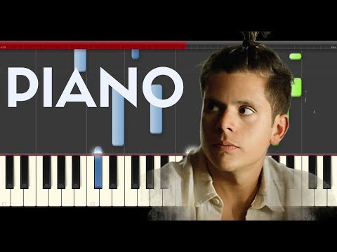 Rudy Mancuso & Poo Bear  Black & White Piano Midi tutorial Sheet app Cover Karaoke
