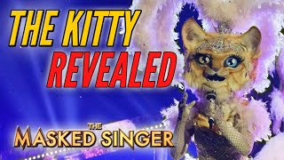 The Kitty Revealed - The Masked Singer