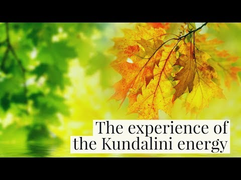 Experience of the Inner Energy