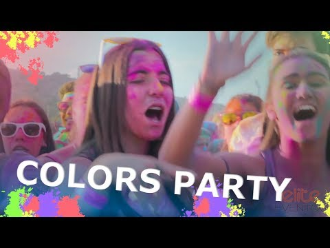 COLORS PARTY 2018 YECLA - VÍDEO OFICIAL