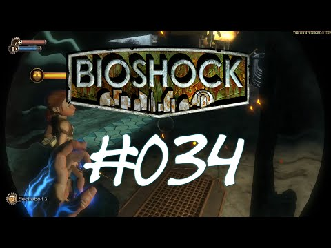 Bioshock [HD] #034 - Escortservice ★ Let's Play Bioshock