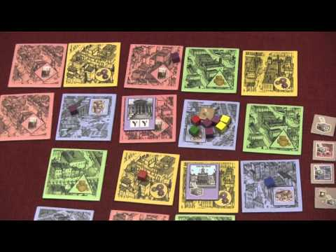 Dice Tower Reviews: Five Points: Gangs of New York