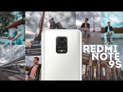 Мобильная фотография с Redmi Note 9S