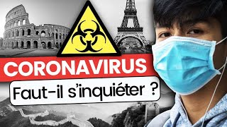 Coronavirus en Europe : que risque-t-on ?
