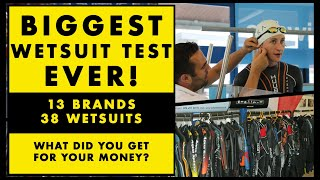 What is the fastest Wetsuit?