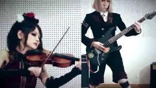 【Jill】The Dance of Eternity - Dream Theater バイオリンとギターで弾いてみた