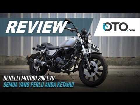 Benelli Motobi 200 EVO | Semua Yang Perlu Anda Ketahui | Review | OTO.com