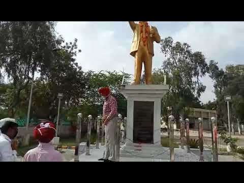 Deputy Commissioner Arvind Pal Singh Sandhu paid tribute to the Dr. Ambedkar Sahib Ji