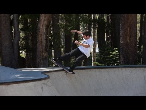 Brad McClain- Smooth Cruisin'- Woodward Tahoe