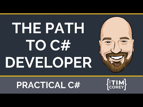 Full C# Tutorial Path for Beginners and Everyone Else