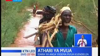 Idara ya utabiri wa hali ya anga yatabiri mvua kubwa katika baadhi ya sehemu nchini