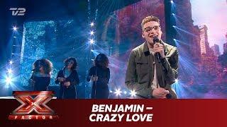 Benjamin Synger 'Crazy Love' – Future Animals (Live) | X Factor 2019 | TV 2