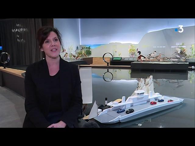 Reportage France 3 - ouverture Terre d'estuaire