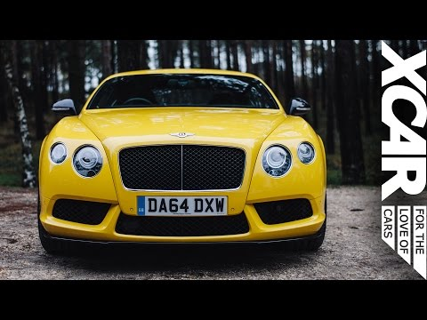 Bentley Continental V8 S: The Best Bentley Yet - XCAR