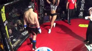 VALOR Fights 19: Damir Ferhatbegovic vs. Nick Baker