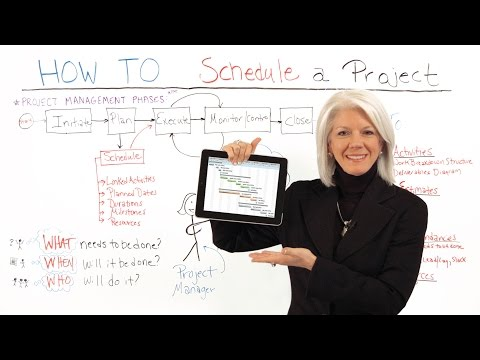 Project Scheduling Tips
