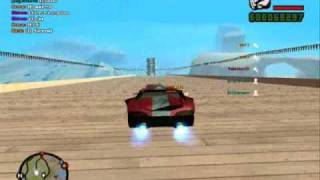 preview picture of video 'Gta Sa Mp Ulitmate Stunt Universe'