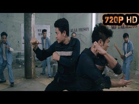 Film aksi antara polisi dan tahanan   film 2019   film subtitle indonesia   hd