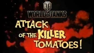 World of Tanks - Attack of the Killer Tomatoes