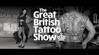 THE GREAT BRITISH TATTOO SHOW LONDON 2017