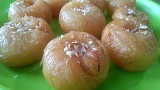 ಬಾದೂಷ ರೆಸಿಪಿಯನ್ನು ಮನೆಯಲ್ಲೇ ಸುಲಭವಾಗಿ  ಮಾಡಿ   Badusha recipe   at home   in Kannada   Ganu's Kitchen