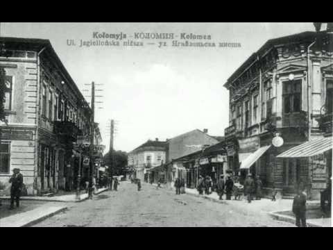 Old Kolomyja! Tadeusz Faliszewski & W.Tychowski - Tak smutno mi bez ciebie! (1935).avi
