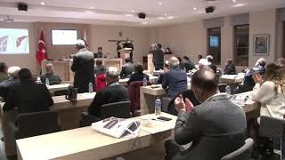 Ocak Ayı Meclis Toplantısı 1. Birleşimi