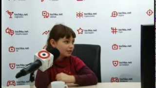 Веб-конференція з Анною Ткач (Голос. Діти)