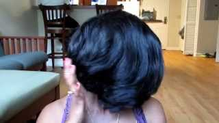 Short Layered BOB For Beginners ♦ Cutting & Styling Tutorial