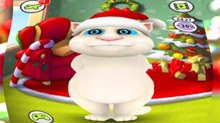 МОЙ ГОВОРЯЩИЙ ТОМ #19 - Мой виртуальный питомец - игровой мультик видео для детей  Толстый кот