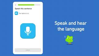 Learn over 30+ languages for FREE with Duolingo