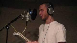 Bradbury at New Edge Recording Day 1