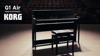 Korg Piano G1B Air WH - Video