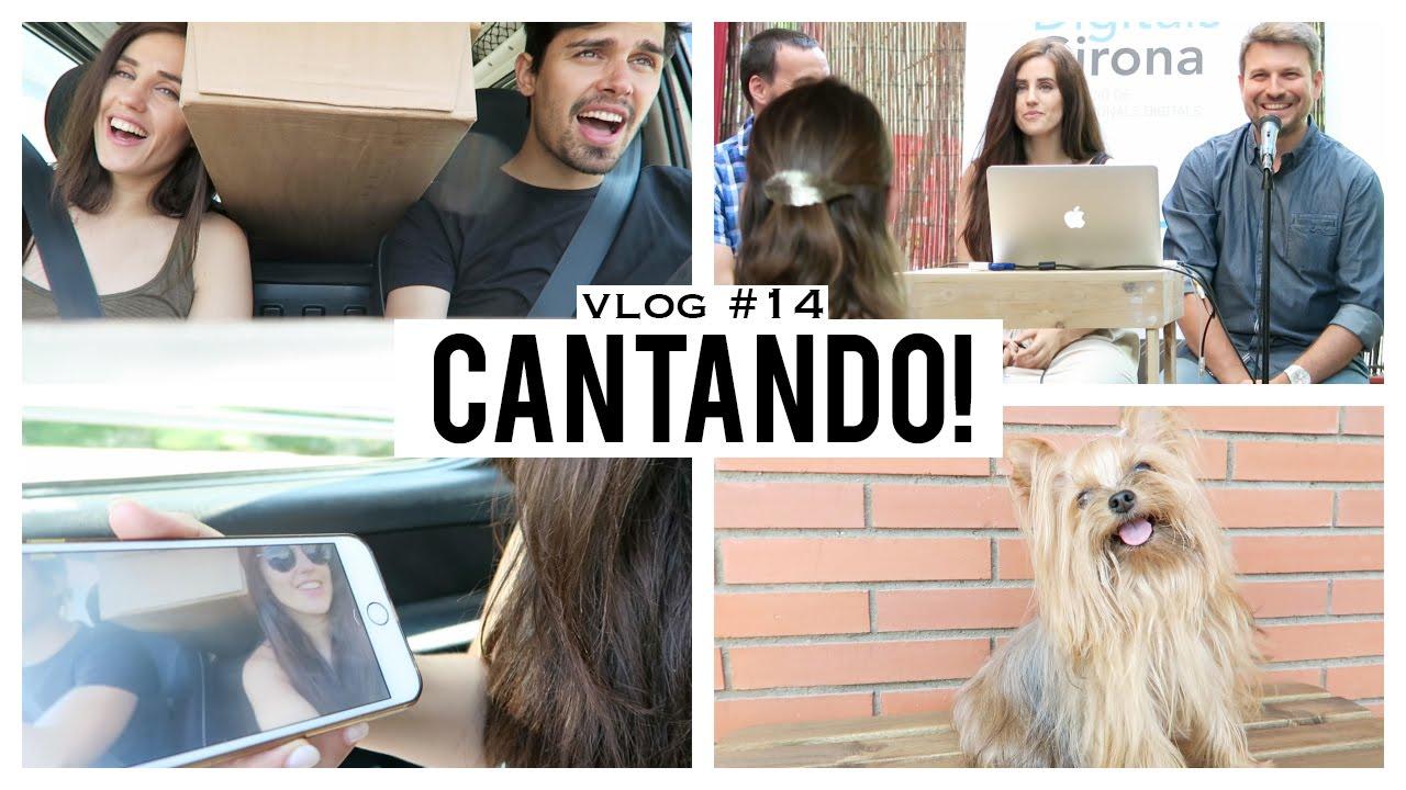 Cantando con humor | VLOG 14 #secretosvlog