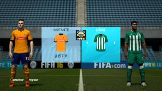 FIFA 16 Primeira Liga Portugal Kits and Rating