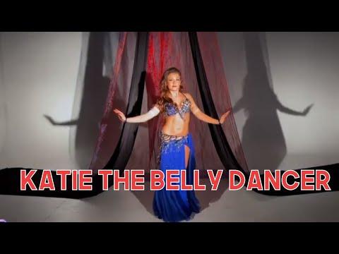 Katie The Belly Dancer Video